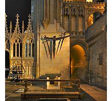 Shrine to Saint Thomas Becket Photographic Print