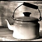Tea Kettle by Kristine McKay Kinder