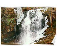 Hanging Rock Lower Cascade Waterfall Poster