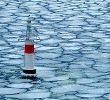 Broken Ice by Ritva Ikonen