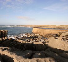 Doolin Pier by John Quinn