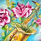 BLOOMING SAX by IRENE NOWICKI