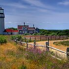 Highland Lighthouse - Massachusetts by JHRphotoART
