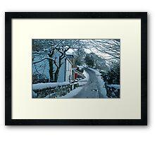 Birch Hall Inn, Beck Hole, Goathland Framed Print