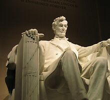 Lincoln Monument DC by KellyDC