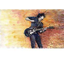 Jazz Rock Guitarist Stone Temple Pilots Photographic Print