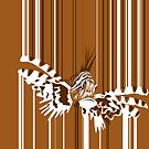 Barcode Lionfish by Moncs