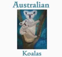 Australian Koalas Kids Clothes