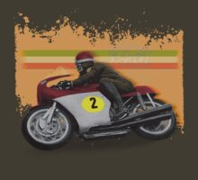 cafe racer 2 - agusta 500/4 by dennis william gaylor