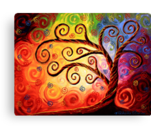 Reveling in the Moment Canvas Print