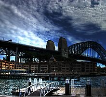 Sydney Harbour Bridge by Ben McCarthy