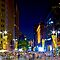 Martin Place - Sydney Festival First Night - Australia by Bryan Freeman