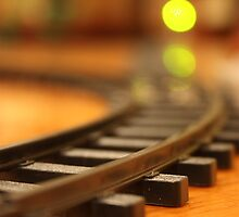 On the Right Track by Alex Boros