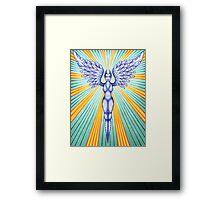 Goddess of Air Framed Print