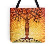 Goddess of Fire Tote Bag
