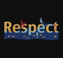 Respect our planet Kids Clothes