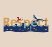 Respect our planet by Sarah Jane Bingham
