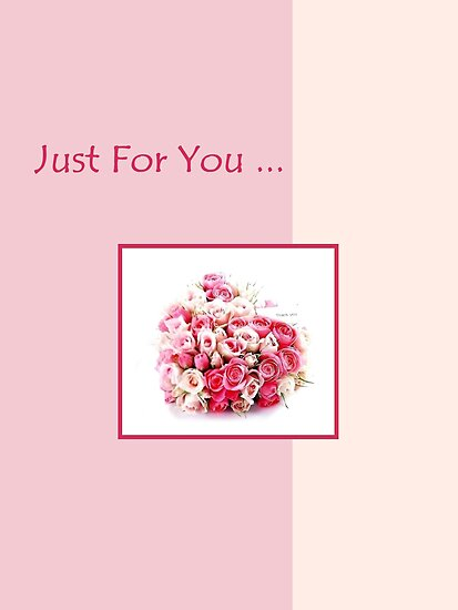 Just for You by Anaa
