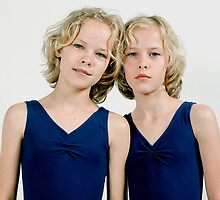 Young TwinS #7 by Peter Voerman