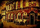 EAGLE Vaults Pub, Worcester by © Kira Bodensted
