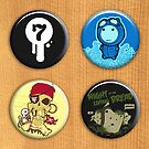 Button Pack 1 by seventhfury