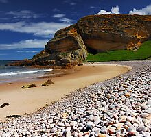 Cove Bay by Jim Robertson
