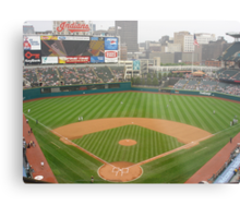 Jacobs Field, Home of the Cleveland Indians Metal Print