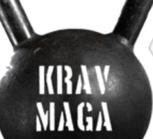 Krav Maga Sticker