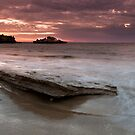Point Peron Sunset by Charlie Watkins