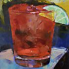 Hurricane Cocktail by Michael Creese
