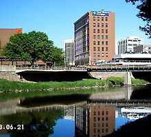 Downtown Sioux Falls by sodak92