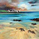 Tiree Shore by scottnaismith
