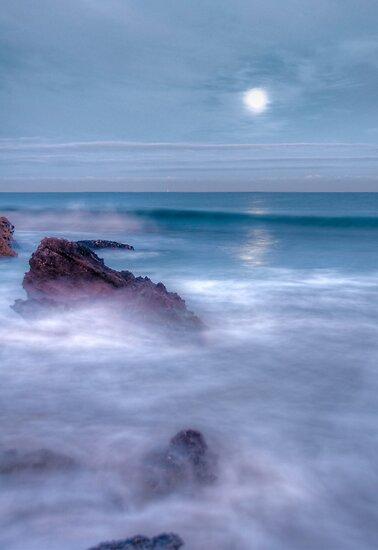 Bennion Beach Dawn by Jonathan Stacey