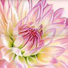 Pink Petals by Valentina Gatewood
