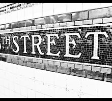 86th Street by Carlos Thomas