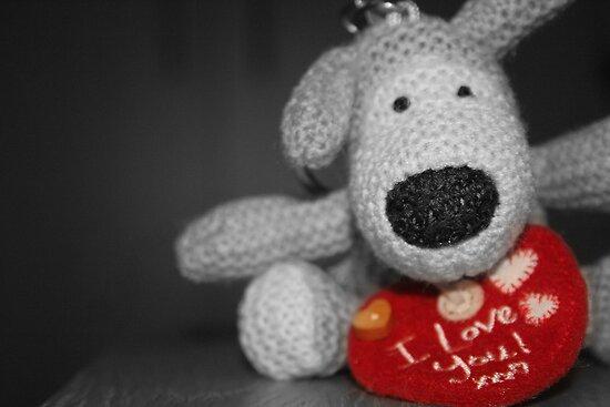 I love you by Evette Lisle