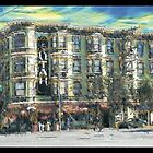 "San Francisco's Historic ""the UTAH"" by barcha"