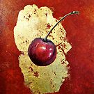 Cherries...Torn by © Janis Zroback