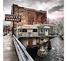 hunter dinerant Photographic Print