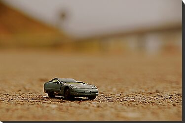 Toy Car Crash by Mario  Scattoloni
