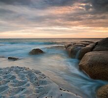 Bay of Fires - Dawn by NickMonk