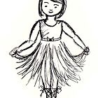 Little Ballerina by Carrie Potter