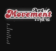 ART OF MOVEMENT CREW - Limited Edition by ChaseVmalone