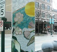 downtown sioux falls decoration by sodak92