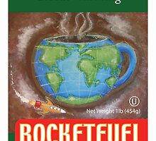 Rocketfuelcoffee.com Global Warming  by rocketfuelcoffe