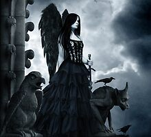 The Valkyrie's Vigil by Laudanum Maryluxe