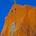 Presbyterian Church, Santa Fe, New Mexico by gcampbell