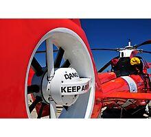 "Coast Guard HH-65 ""Dolphin"" Photographic Print"