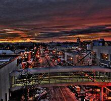 Early Morning Salem Oregon by pdsfotoart