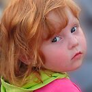 Little Redheaded Girl by vigor